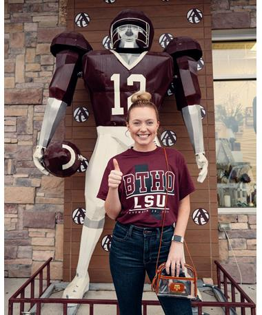 Texas A&M BTHO LSU 2020 T-Shirt