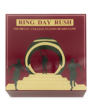 Ring Day Rush Board game