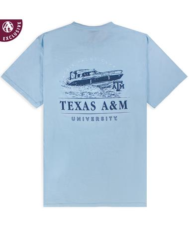 Texas A&M Yacht Club T-Shirt