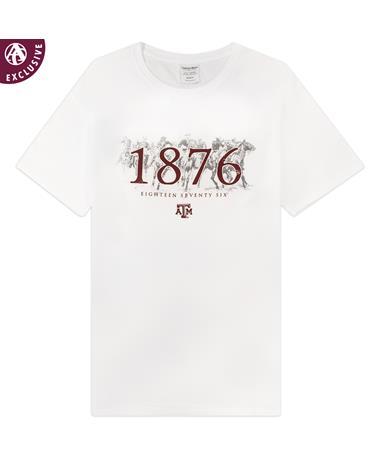 Texas A&M Cavalry 1876 T-Shirt