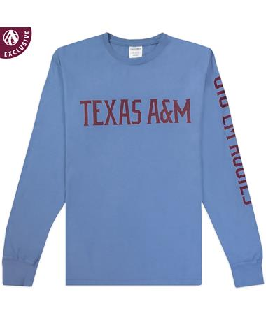 Texas A&M Gig 'Em Aggies Long Sleeve T-Shirt
