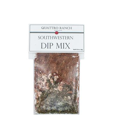 Quattro Ranch Southwestern Dip Mix