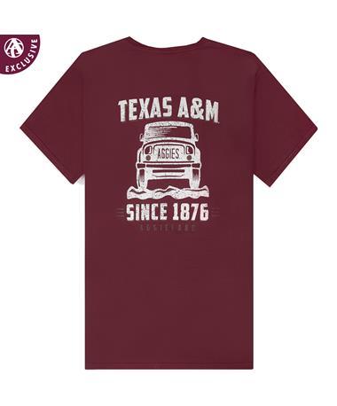 Texas A&M Aggieland Off-Road T-Shirt