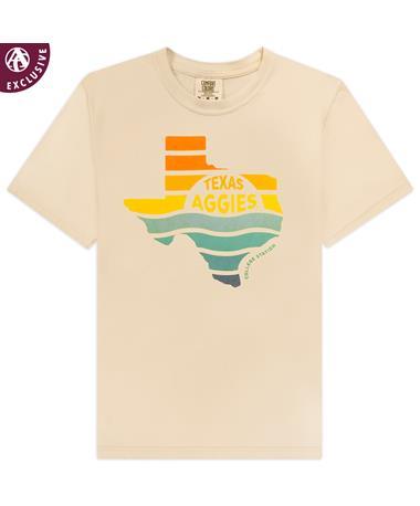 Texas Aggies Waves T-Shirt