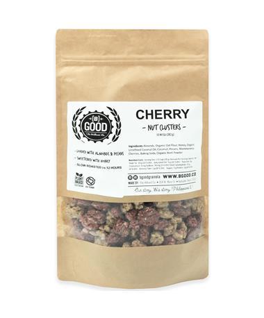 Cherry Nut Cluster 10 Oz