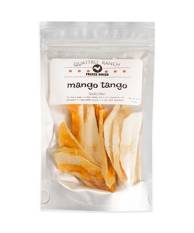 Quattro Ranch Freeze Dried Mango