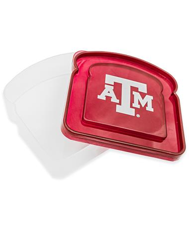 Texas A&M Sandwhich Container