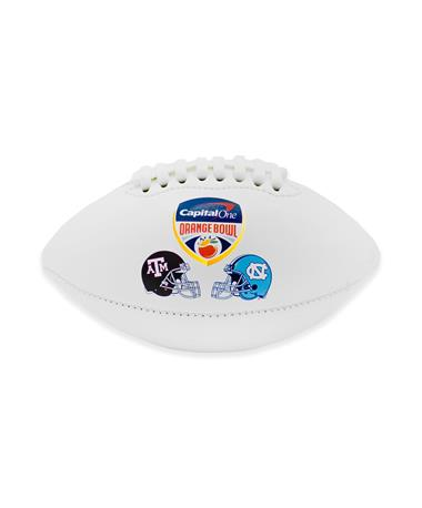 Texas A&M 2021 Orange Bowl Mini Football
