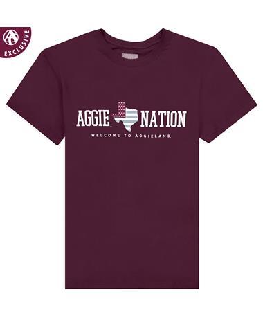 Texas A&M Aggie Nation T-Shirt