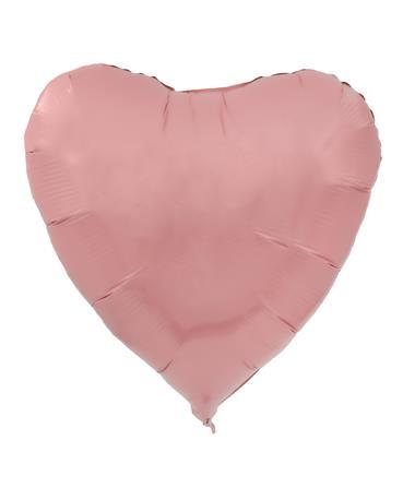 Pink Heart Balloon