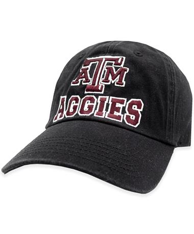 Texas A&M ATM Over Aggies Hat