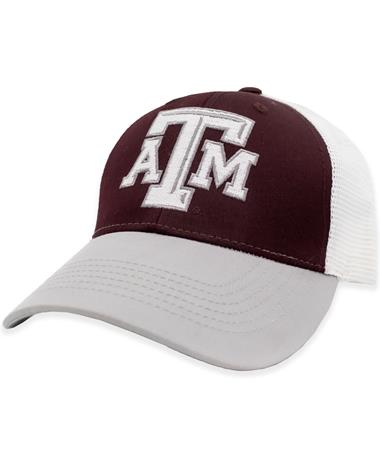 Texas A&M Two Tone Mesh Hat