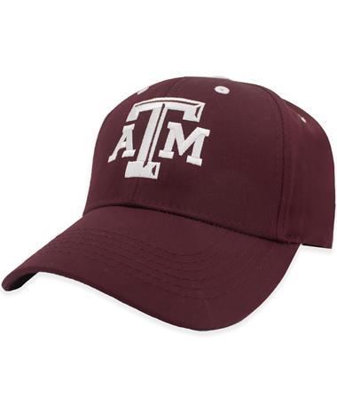 Texas A&M Basic Maroon Hat
