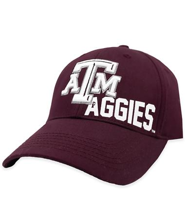 Texas A&M Front Panel Aggies Hat
