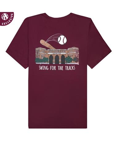 Texas A&M Swing for Tracks