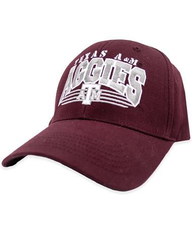 Aggies Stripes Hat