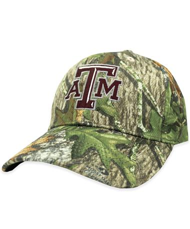 Leaf Camo All Over Hat
