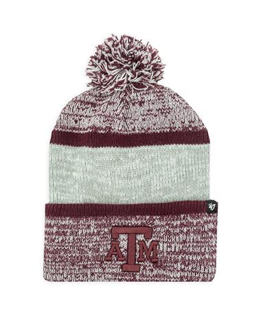 Texas A&M '47 Brand Copeland Cuff Knit Beanie