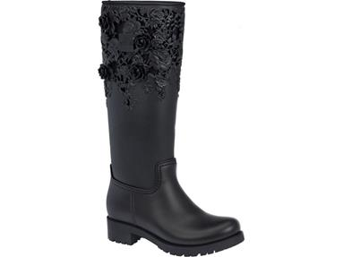 FLOWER BOOT HIGH