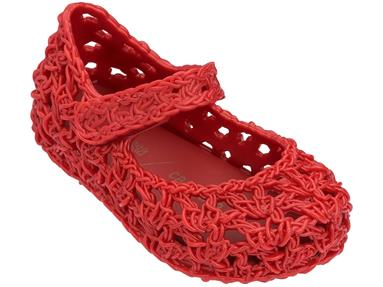 MINI MELISSA CAMPANA CROCHET BB