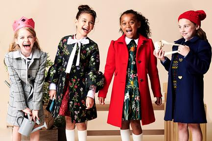 FALL 2018 CHILDRENSWEAR
