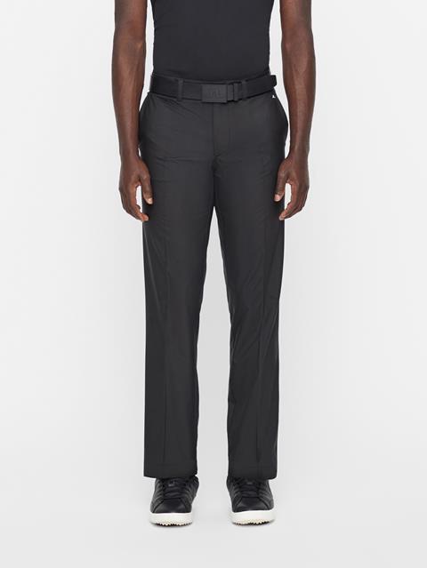 Mens Elof Reg Light Poly Pants Black
