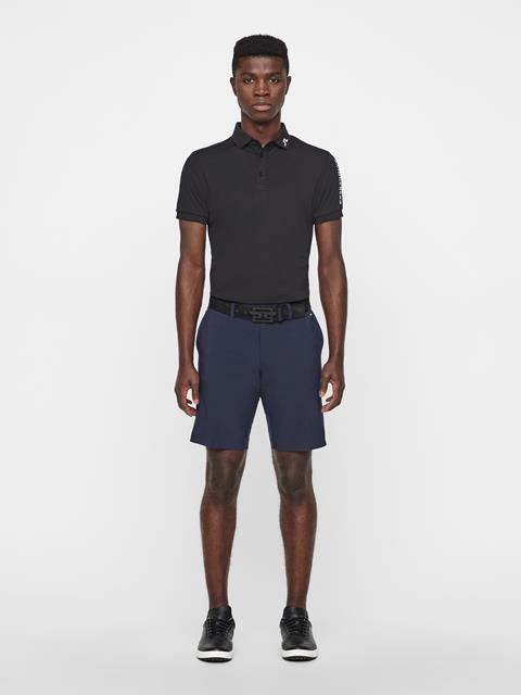 Mens Eloy Micro Stretch Shorts JL Navy