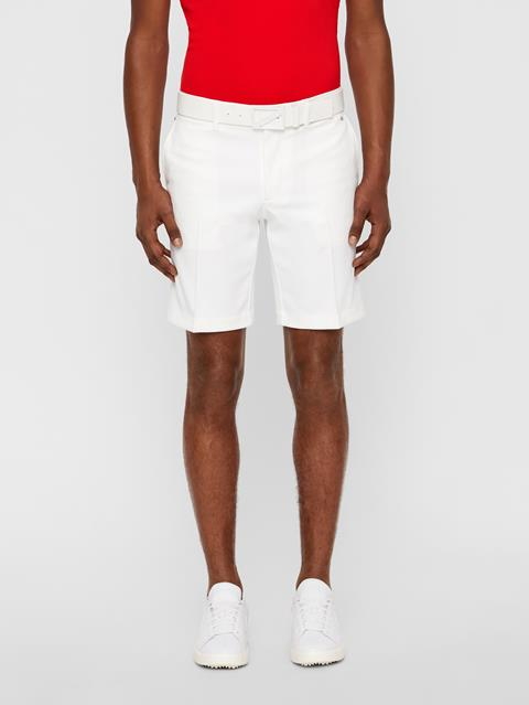 Mens Eloy Micro Stretch Shorts White