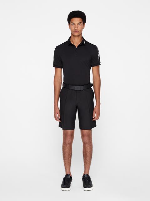 Mens Somle Light Poly Shorts Black