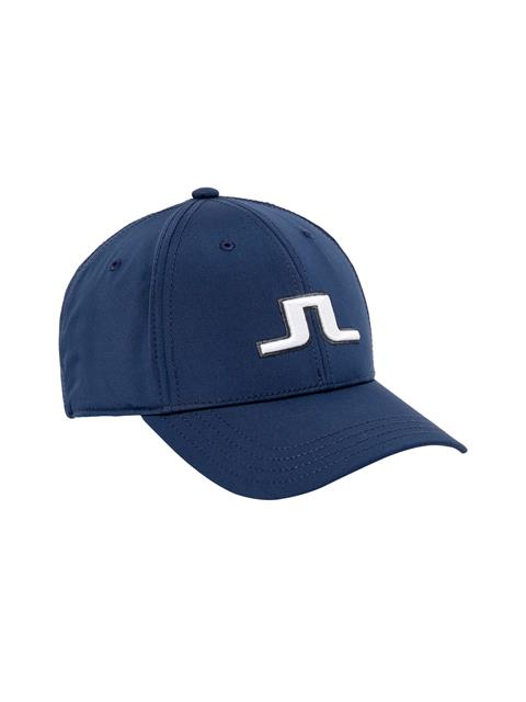 Mens Angus Tech Stretch Cap JL Navy