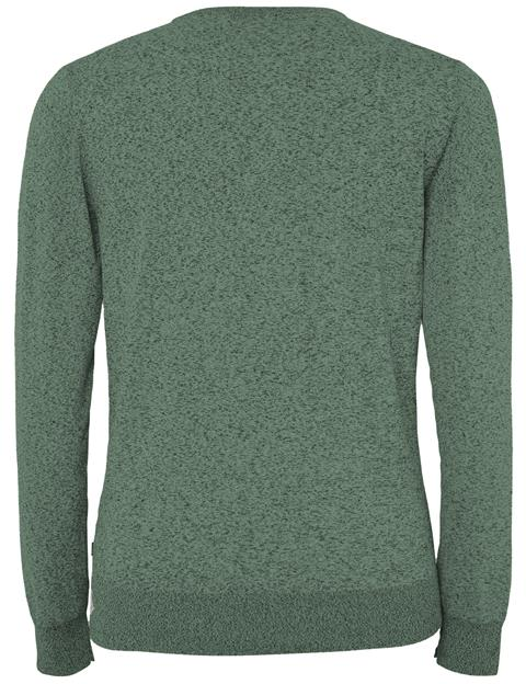 Mens Paolo Knit Sweater Mid Green Moline