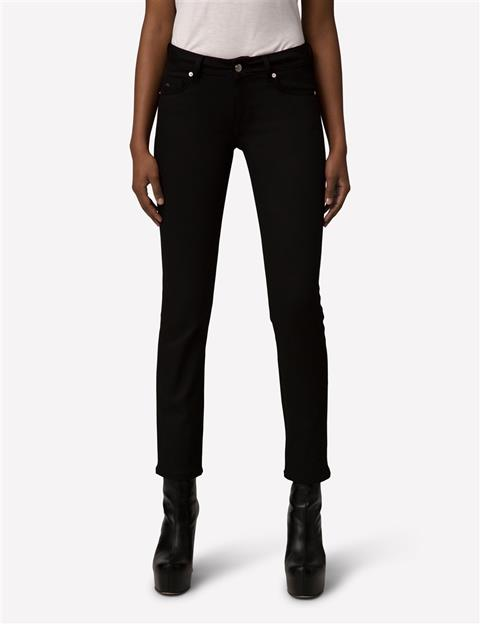 Womens Lowe Black Jeans Black