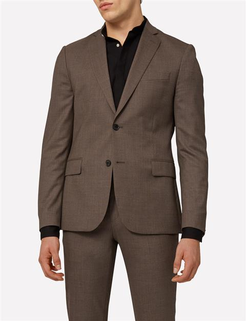 Mens Hopper Soft Legend Tech Blazer Major Brown