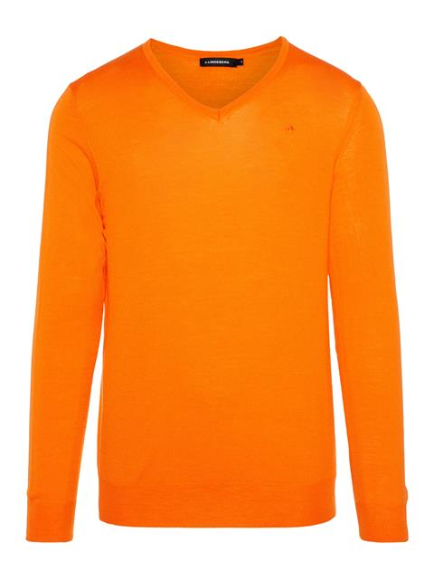 Mens Newman Perfect Merino V-neck Sweater Ecuberance