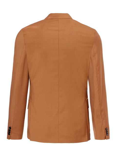Mens Hopper Soft Comfort Wool Blazer Glazed Ginger
