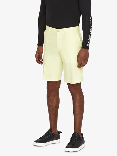 Mens Somle Light Poly Shorts Still yellow