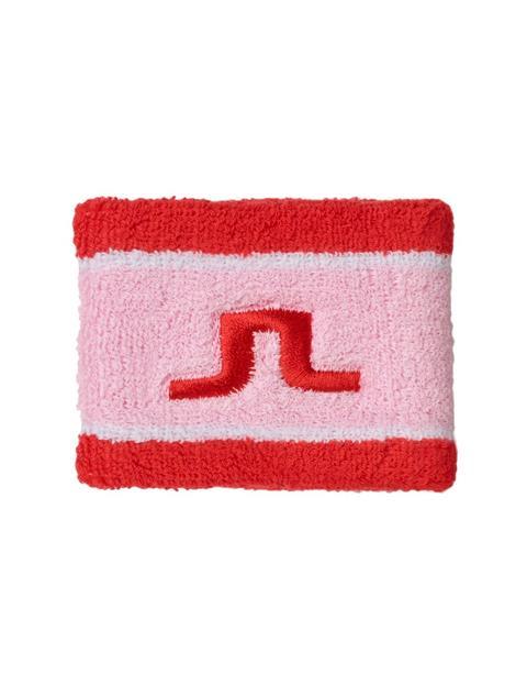 Mens Cotton Bridge Sweatband Soft pink