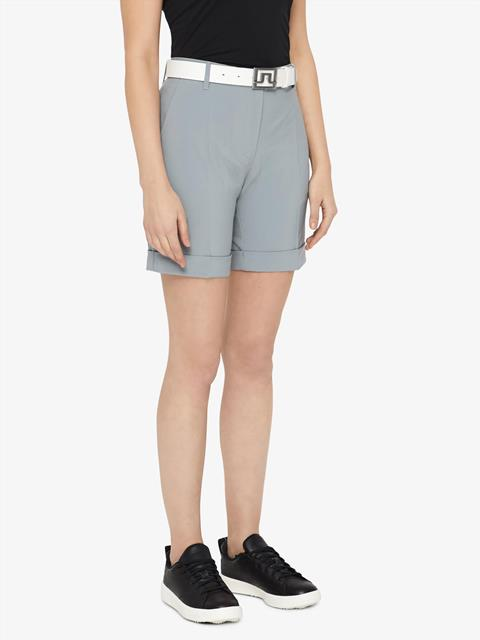 Womens Klara Micro Stretch Shorts Granite
