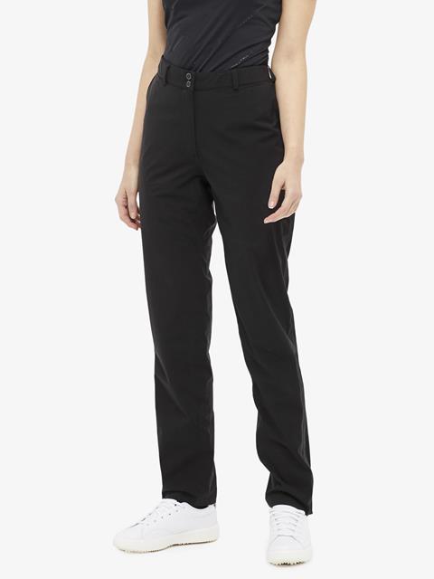Womens Drive 2.5 Ply Pants Black