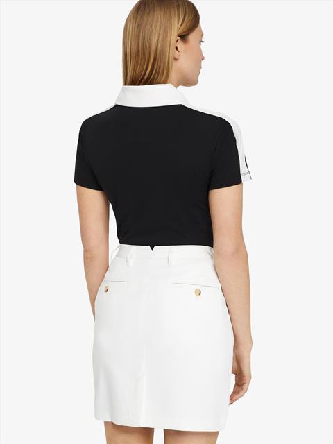 Womens Allie Micro Stretch Skirt White