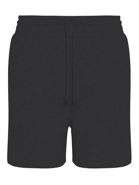 Womens Odelia French Terry Shorts Black