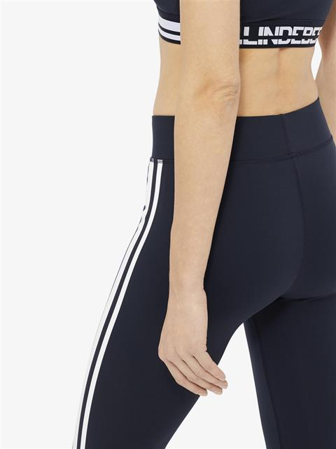 Womens Elaina Compression Leggings JL Navy