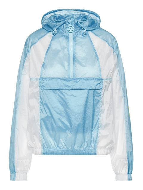 Womens Celia Transparent Jacket Gentle blue