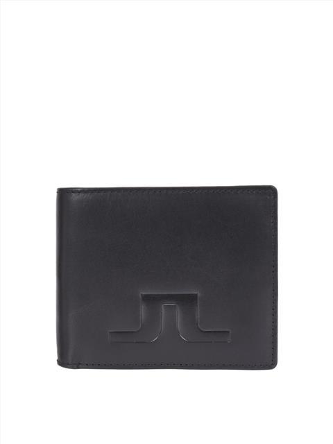 Mens Leather Wallet Black