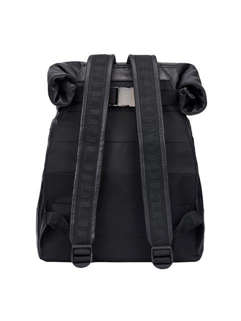 Mens S-BAG 50089 Cow Leather Black