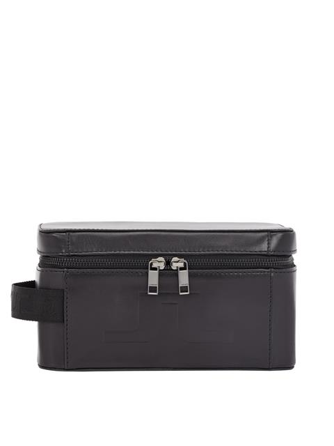 Mens Leather Case Black