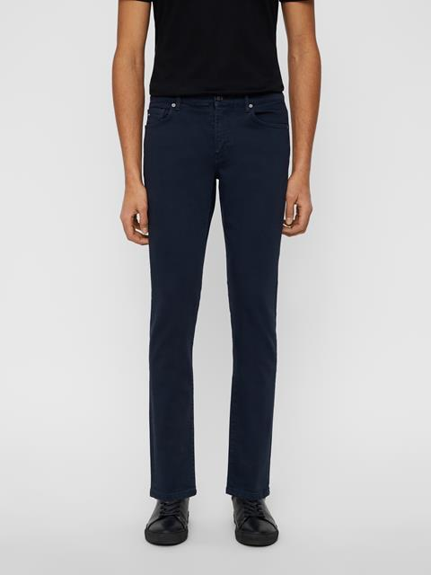 Mens Jay Solid Stretch JL Navy