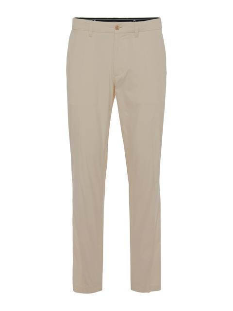 Mens Elof Reg Light Poly Pants Safari Beige