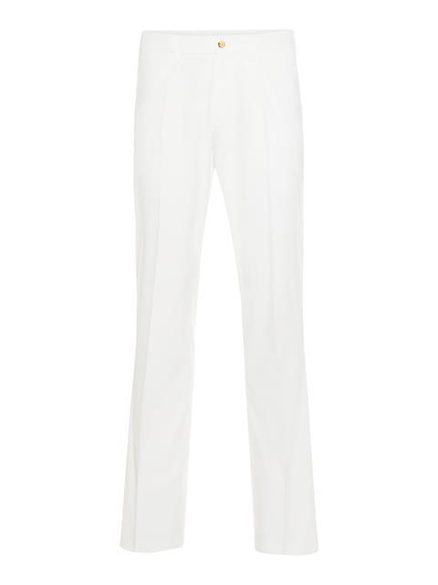 Mens Elof Reg Light Poly Pants White