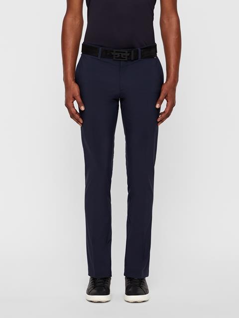 Mens Ellott Slim Micro Stretch Pants JL Navy